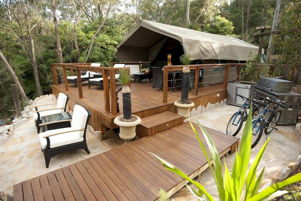 The Tandara Lodge in Australia