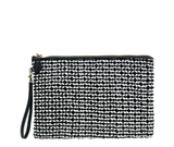J.Crew Envelope Dream Weaver Clutch ($325)