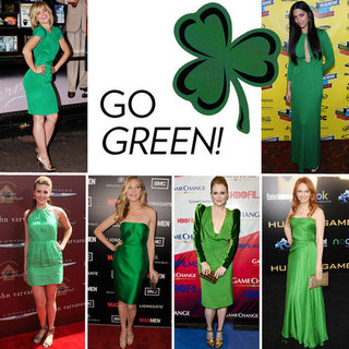 Green Dresses For St. Patrick's Day