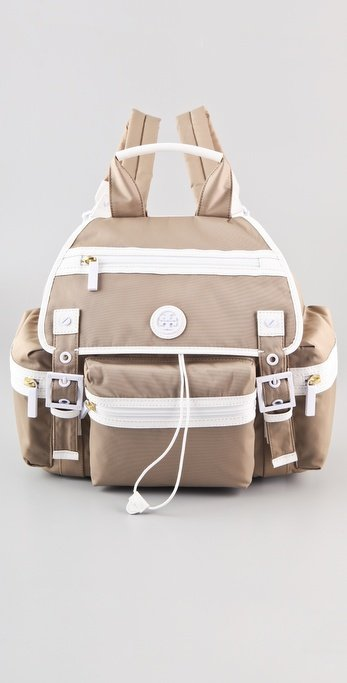 Tory Burch Robinson Backpack ($295)