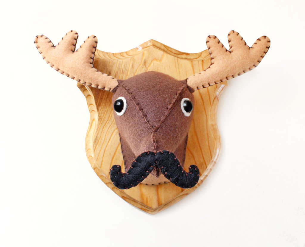 Anatomically Incorrect Creatures Monsieur Mustache ($70)