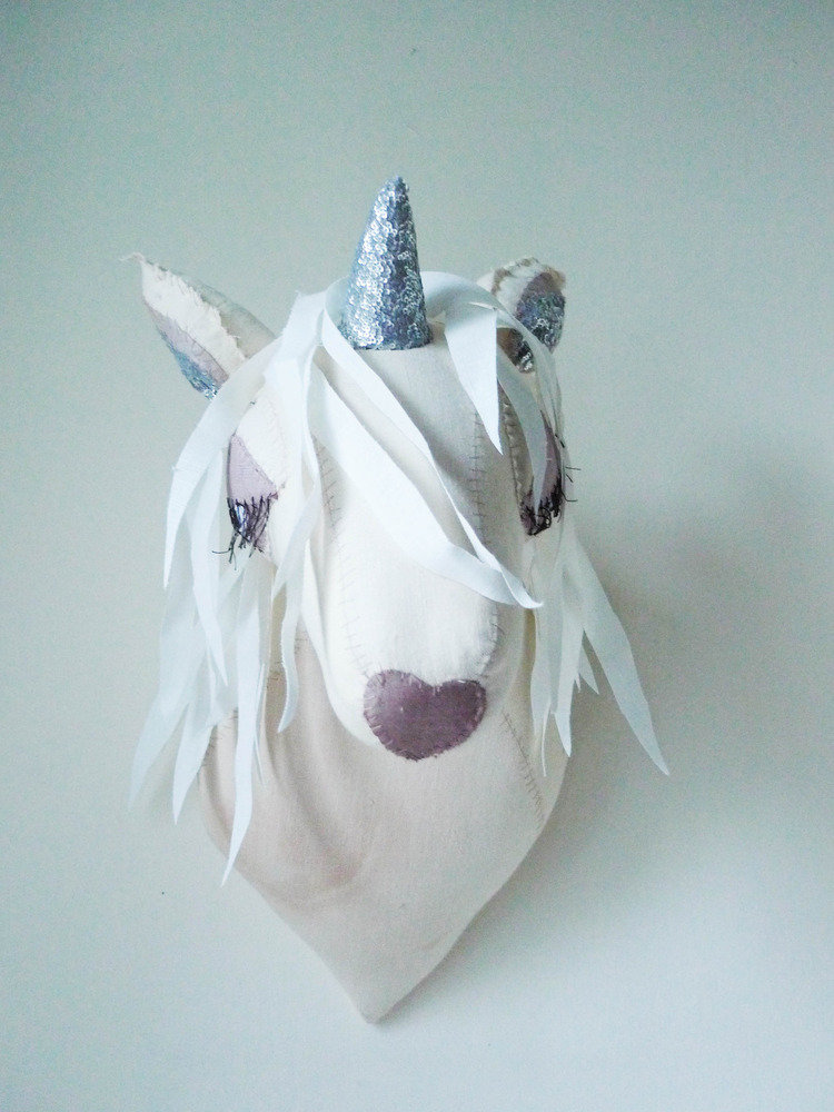 Tamar Mogendorff Unicorn Head ($485)