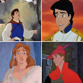 Disney Prince Actors
