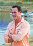 Chris Klein as Oz in American Reunion.  Photo courtesy of Universal Pictures