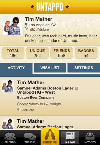 Untapped (Free)