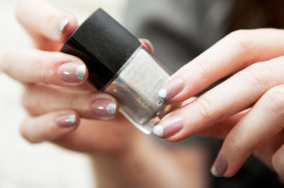 Givenchy Spring 2012-Inspired Nails