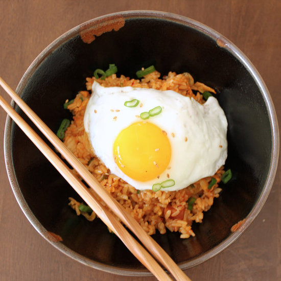 Fire Up Your Wok With Fast and Easy Kimchi Fried Rice