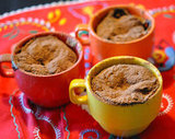 Chocolate Cupped Cupcakes With Coffee