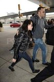 Kristen Stewart leaving NYC.