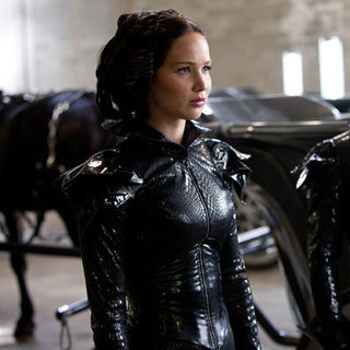 Katniss Everdeen's Fire Suit in The Hunger Games