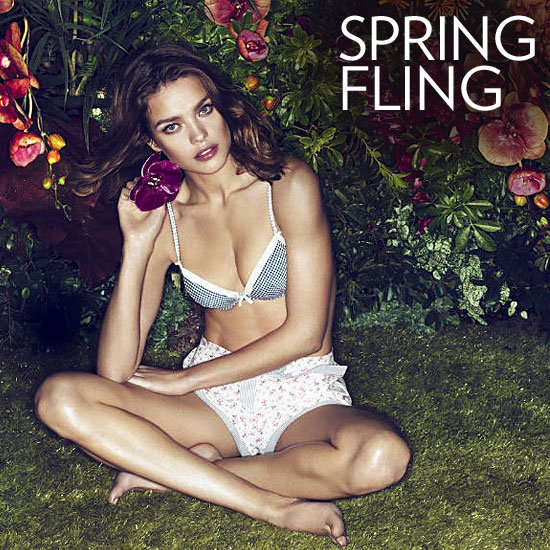 The Prettiest, Sexiest Spring Lingerie to Slip Into Right Now