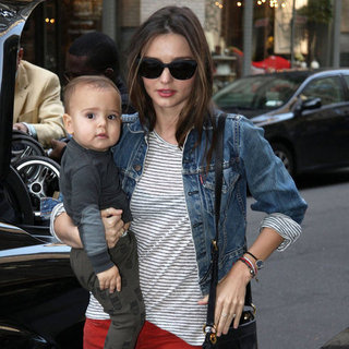 Best Celebrity Family Pictures March 19, 2012