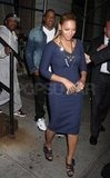 Beyoncé and Jay-Z Follow Up Michelle Obama Fundraiser With Date Night