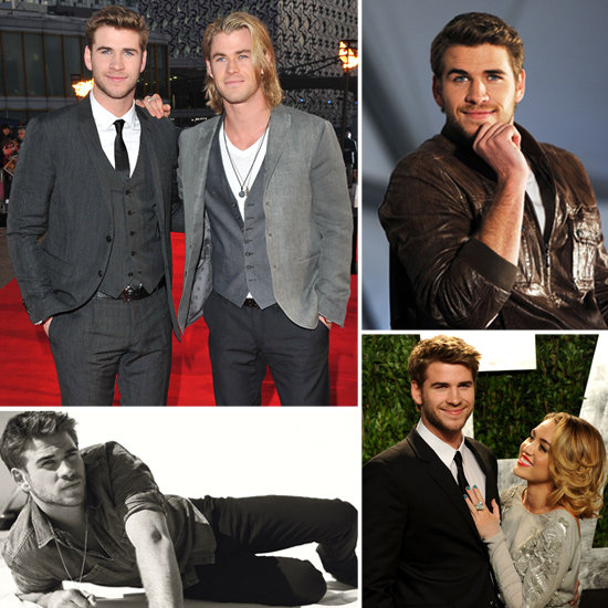 See Liam Hemsworth's Cutest Photos!