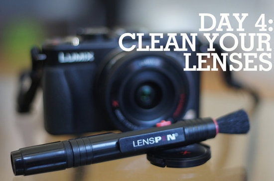 Travel with your camera? Here are a few tips on how to clean your lenses.