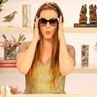 DIY How to Make Retro Sunglasses