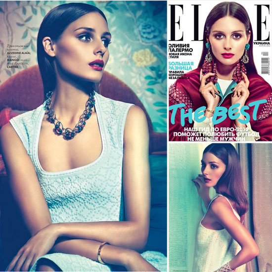 Olivia Palermo Strikes a Pose For Elle Ukraine — See All the Photos