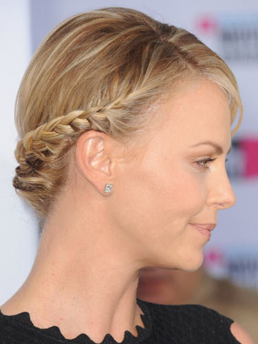 Ways to Braid Your Hair - Braid Hairstyles Spring 2012