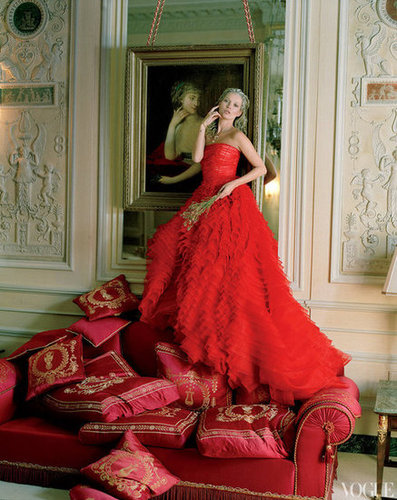 Checking Out: Kate Moss at the Ritz Paris - Magazine