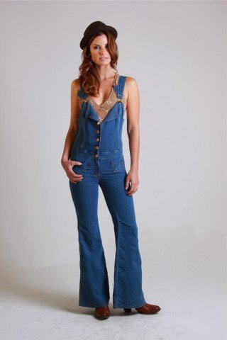 Dazed Denim Jumpsuit