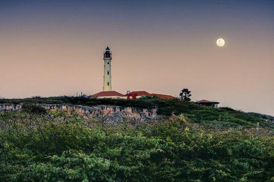 California Lighthouse on Aruba's Northern tip