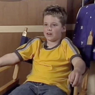 Young Josh Hutcherson Interview