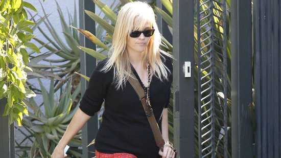Video: Birthday Girl Reese Witherspoon Steps Out Amid Pregnancy Reports