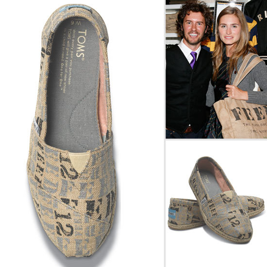 Toms Feed Bag Shoes Pictures