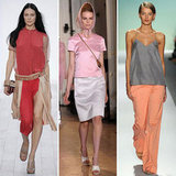 Spring 2012 Cool Color Combo: Pink + Neutral