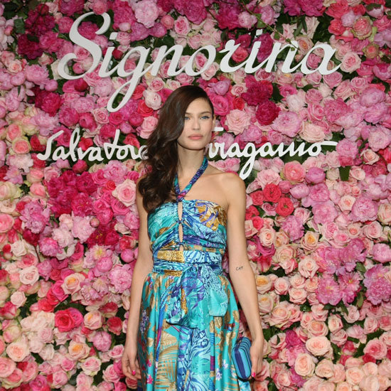 Bianca Balti and Jess Hart Celebrate the Launch of Ferragamo Signorina