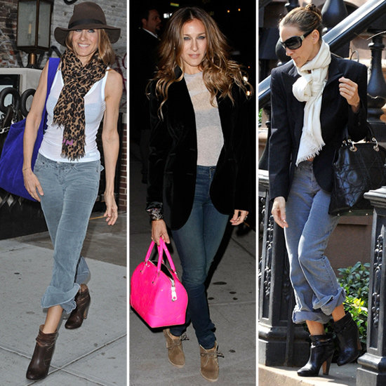 Happy Birthday, SJP! Re-Create Her Dressed-Down NYC Chic