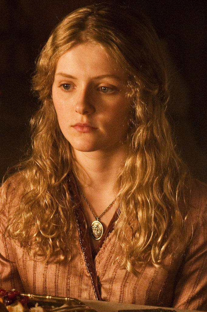 Aimee Richardson as Myrcella Baratheon on Game of Thrones.  Photo courtesy of HBO