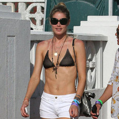 Doutzen Kroes Bikini Pictures Miami supports gay marriage are
