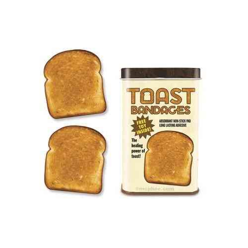 Toast Bandages ($6)
