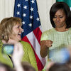 Michelle Obama on St. Patrick&#039;s Day