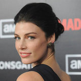 Mad Men's Jessica Pare on Megan's Hair, Makeup, and Clothes
