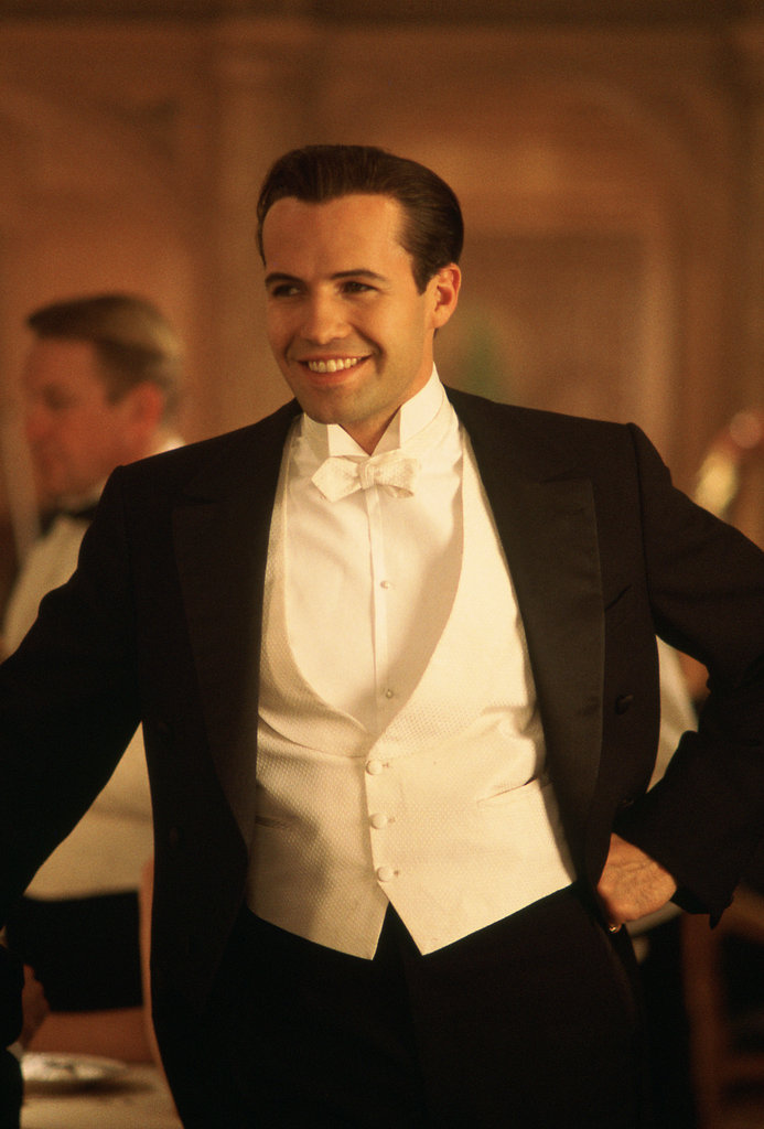 Billy Zane in Titanic.