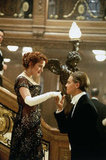 Kate Winslet and Leonardo DiCaprio in Titanic.  Photo courtesy of Paramount Pictures