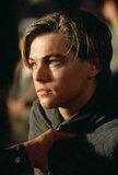 Leonardo DiCaprio in Titanic.