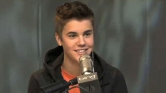 "Video: Justin Bieber Raps, Talks Hunger Games, and Goes ""Mature"" With Selena"