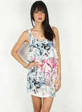 Rebecca Minkoff Jerry Dress in Multi Floral ($348)