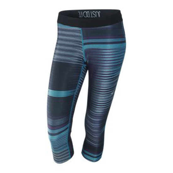 These wild  Nike Relay Print Capris ($58) are just too awesome to pass up. And the cropped length makes them a perfect choice for yoga enthusiasts!
