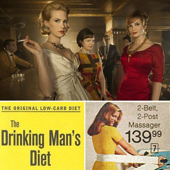 Diet and Fitness During the Mad Men Era