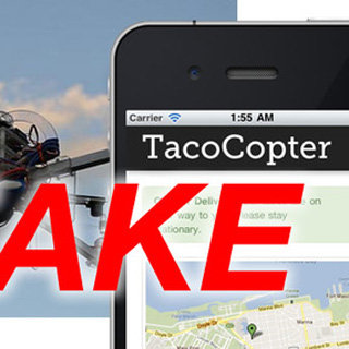 TacoCopter Fake
