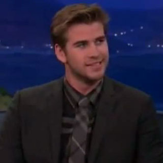 Video: Liam Hemsworth on The Hunger Games With Conan