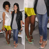Solange Knowles Inspires a Search For Amazing Cap Toes