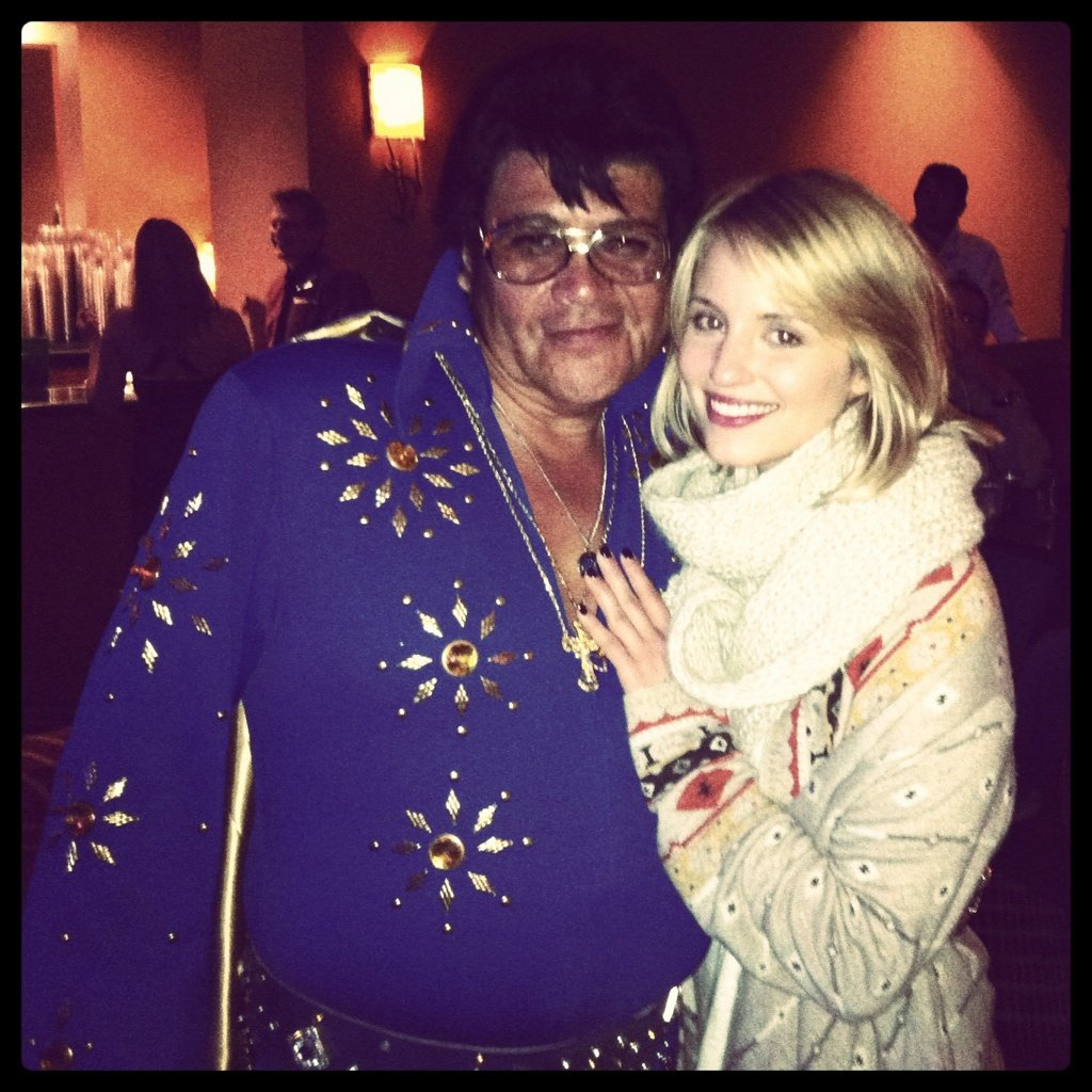 Dianna and the King