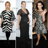 Rachel Zoe, Molly Sims, Kim Kardashian, and More Celebrate Valentino