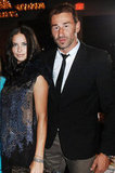Adriana Lima posed with husband Marko Jaric.
