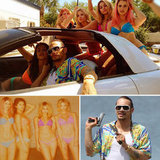 Selena, Vanessa, and Ashley Hang Out in Bikinis With a K-Fed-Esque James Franco